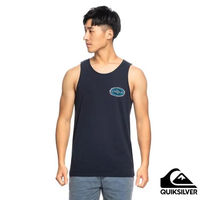 【Quiksilver】男款 男裝 背心 ISLE OF STOKE TANK(海軍藍)