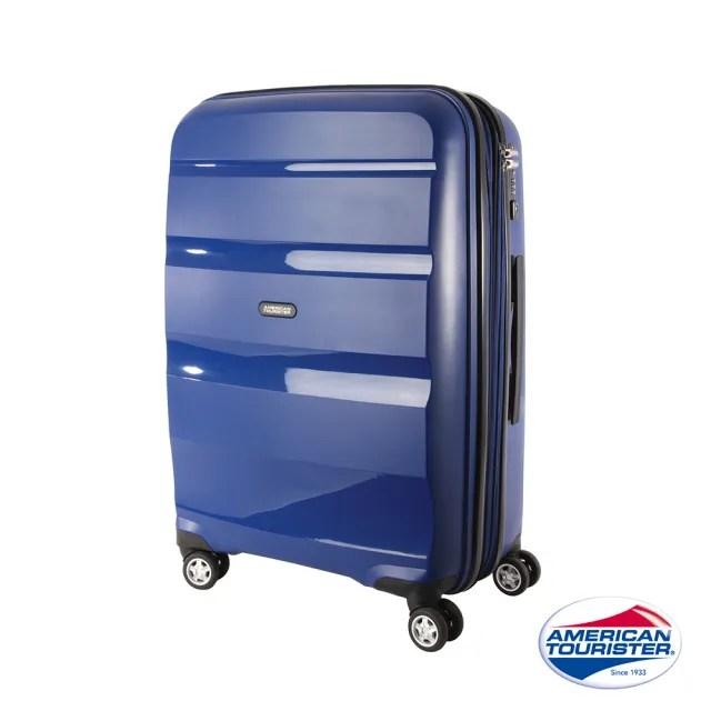 【AT美國旅行者】28吋Bon-Air DLX可擴充PP材質飛機輪行李箱 多色可選(AS3)