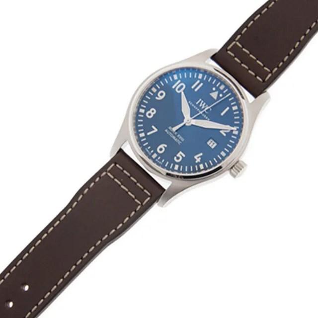 【IWC 萬國錶】馬克十八飛行員小王子特定版x藍x40mm(IW327010)