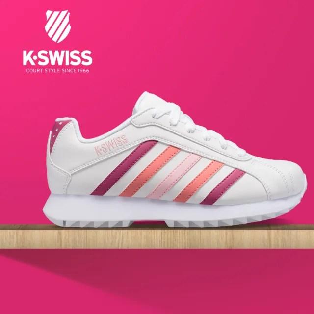 美國K-SWISS穩步釋壓增高機能鞋(U)