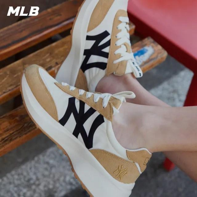 【MLB】麂皮老爹鞋 Chunky Jogger系列 紐約洋基隊(32SHX1111-50B)