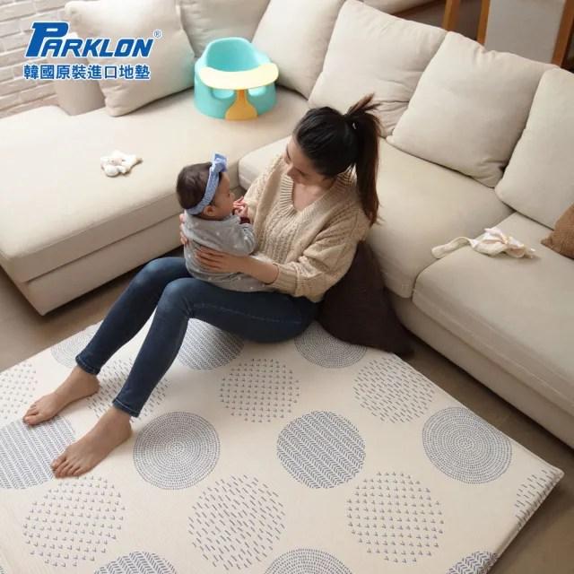 【Parklon】韓國帕龍PURE BUBBLE 泡泡墊系列 雙面厚4CM地墊(兩款)