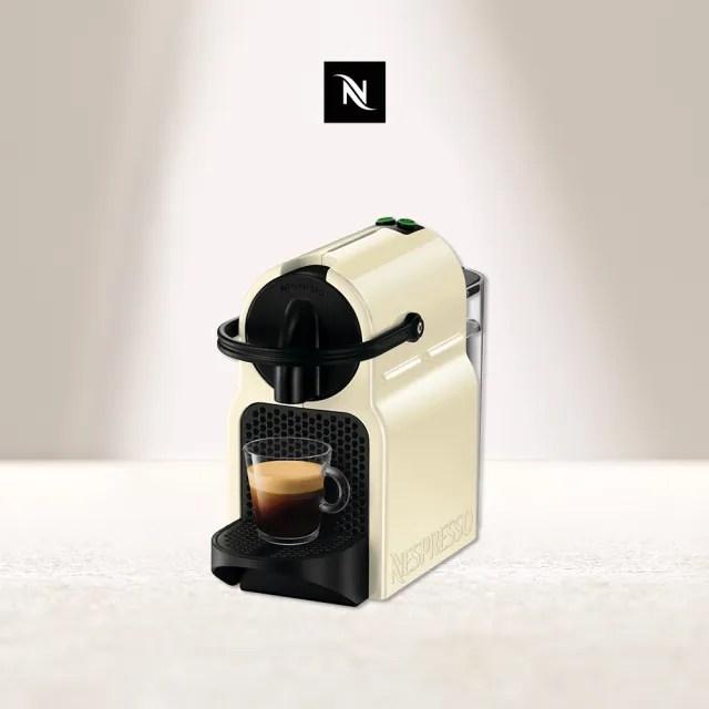 【Nespresso】膠囊咖啡機 Inissia(瑞士頂級咖啡品牌)