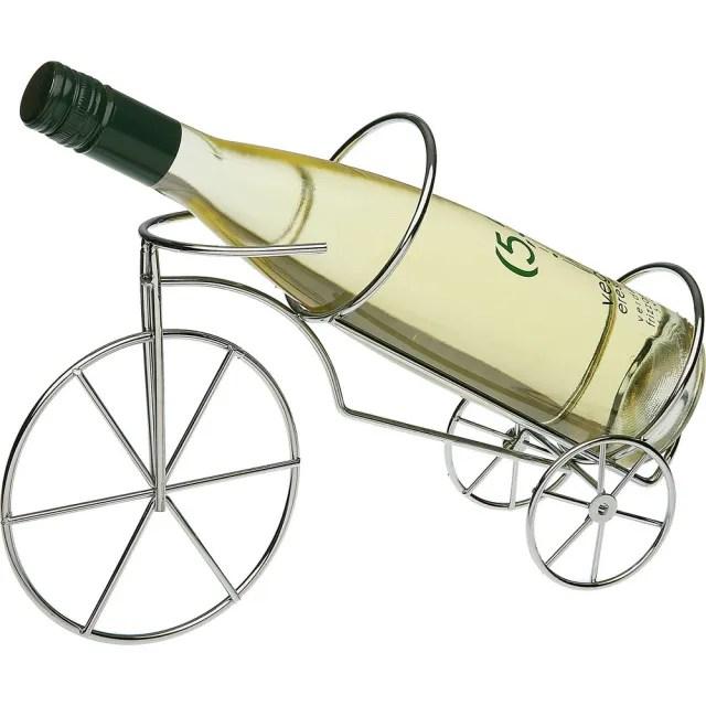 【VERSA】造型單格酒架(腳踏車)