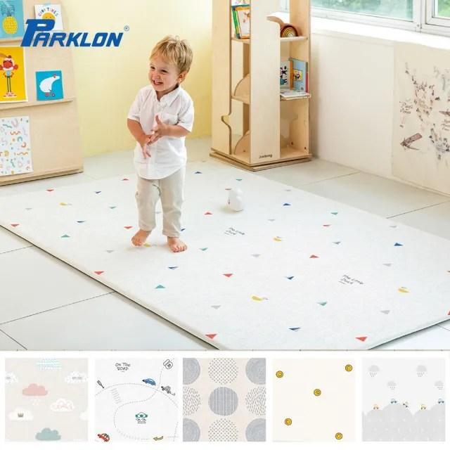 【Parklon】韓國帕龍雙面加厚 1 . 2CM  PURESOFT 爬行地墊(多款任選)
