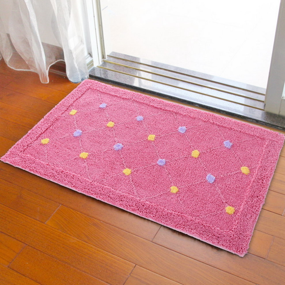 Red Bathroom Rug Pastoral Grid Red Bath Mats Bathroom Rugs Kitchen Mat Car Rugs Decorative Mats