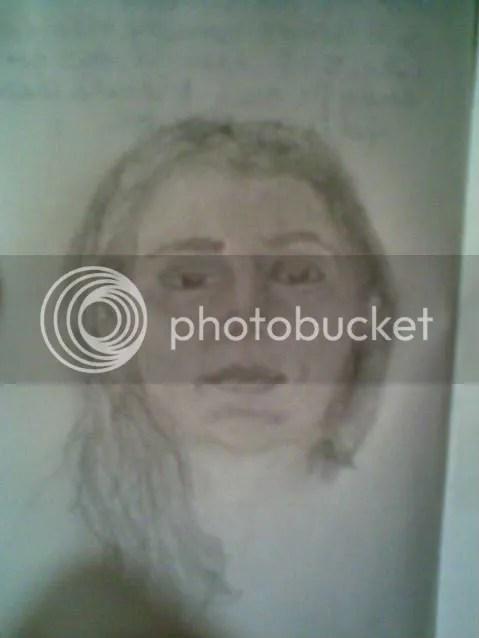 1st Self Portrait pencil