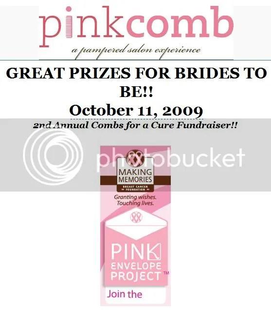 Pink Comb Salon