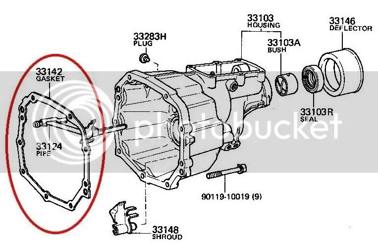 R&R Speedo drive gear. 56k Warning!