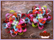 make boutique hair flower