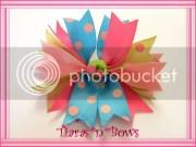 make pom hair bows &