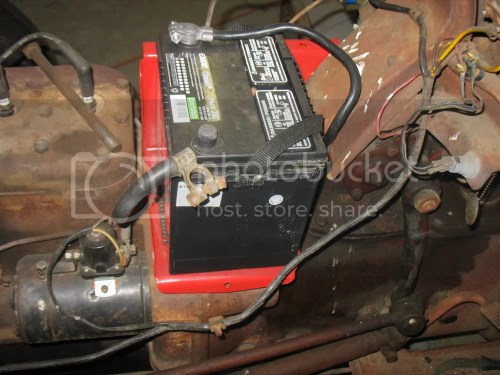 small resolution of 8n 12v battery yesterday s tractors ford 8n diagram ford 8n battery wiring
