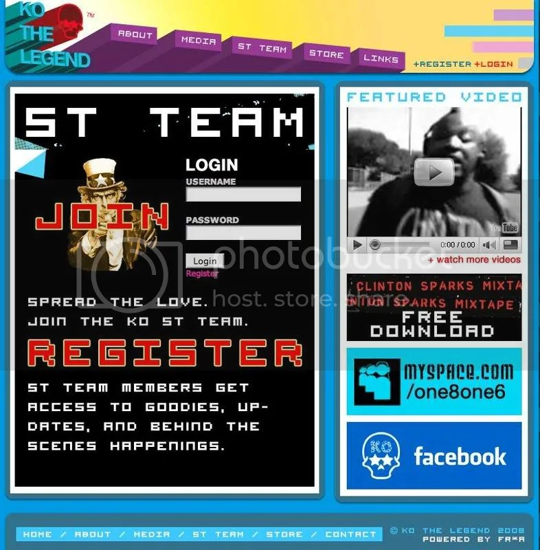JOIN THE KO STREET TEAM 2DAY AND DOWNLOAD FREE KO MUSIC!!