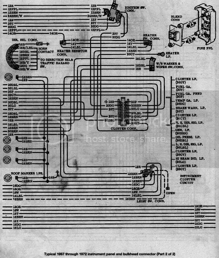 1970 Chevy Gmc Truck Wiring Diagram Chevy Truck Parts