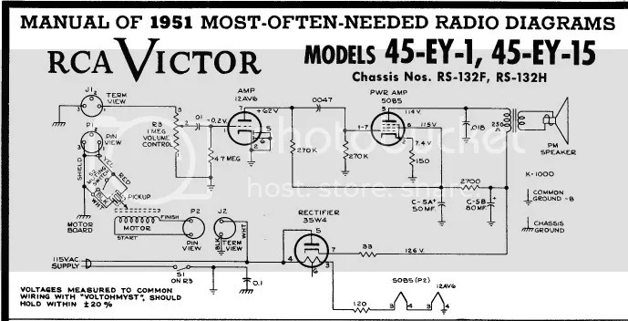 Schematic For Antique Radio, Schematic, Get Free Image