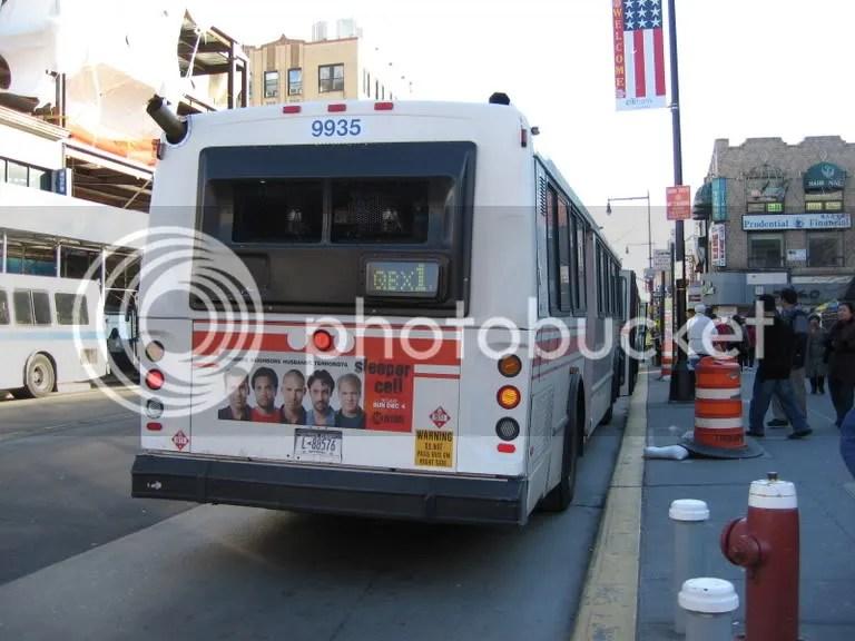MTA Bus O5 CNG 9935