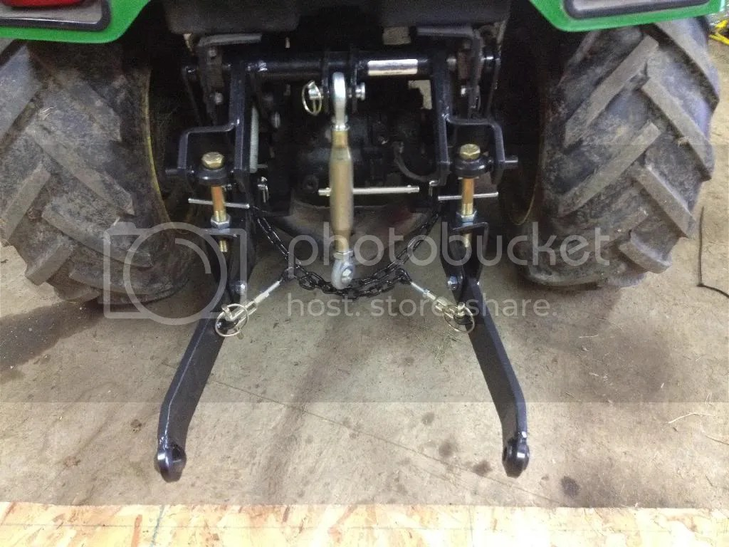 Tractor Hitch 3 Point Top Link