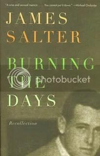 Burning the Days (US)
