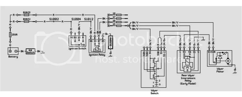 1965 Ford Mustang Wiper Motor Wiring Diagram Muppet Needs Help Please Page 2 Passionford