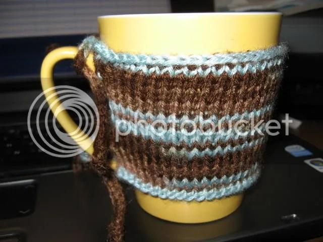 coffee mug cozy for mom