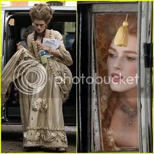 Keira Knightley interpreta a Goergiana, La Duquesa de Devonshire
