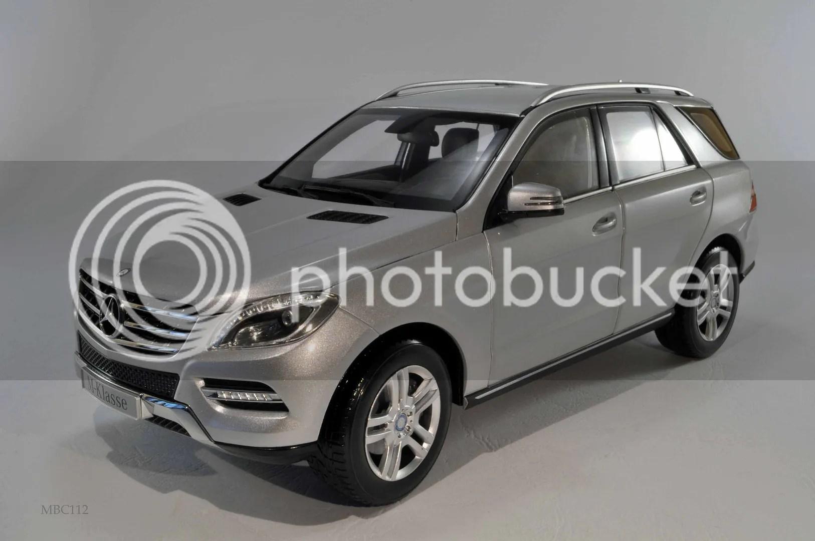Mercedes Benz 118  2011MLSilver