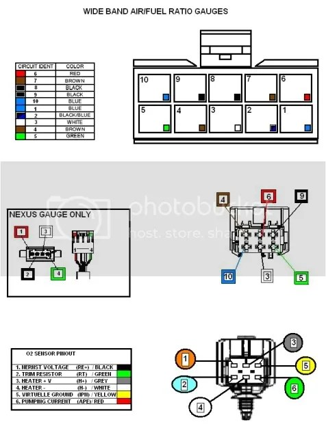 5 Wire Oxygen Sensor Wiring Diagram : 35 Wiring Diagram