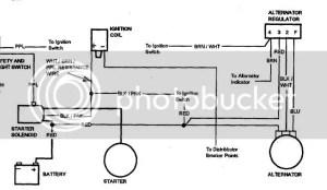 65 chev alternator wiring diagram  Hot Rod Forum : Hotrodders Bulletin Board
