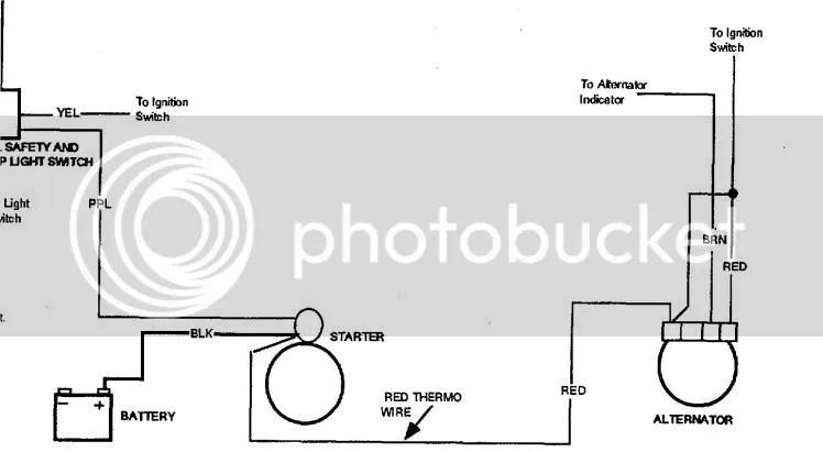 [DIAGRAM OK_6166] 1972 Chevy Alternator Wiring Full Version