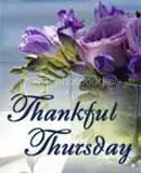 THANKFUL THURSDAY!