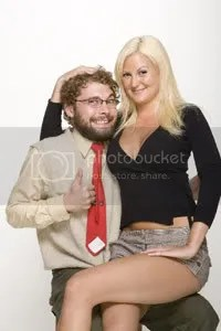 Alan & Megan - Beauty & The Geek