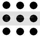 9 dots