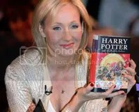J.K. Rowling - Harry Potter Author