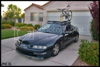 roof rack for 5gen? - Honda Prelude Forum