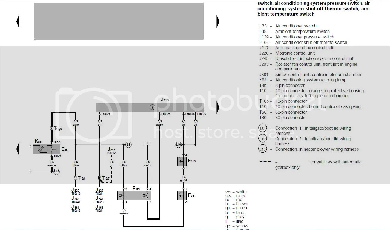 mk4 wiring diagram 4 prong twist lock plug aircon not working what to check mkiv golf