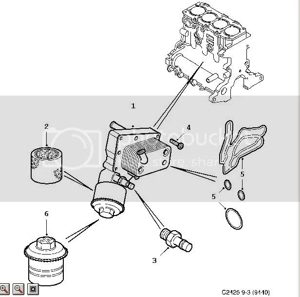 Where is the oil filter?