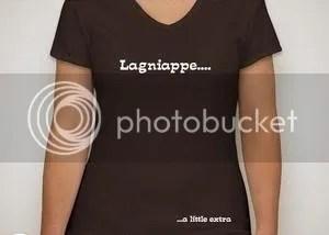 lagniappe t-shirt