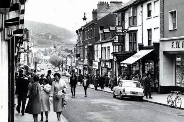 Aberystwyth - a week last Thursday (courtesy of walesonline.co.uk)