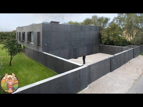 Les 5 Meilleurs Maisons Anti Zombies  Lama Faché Видео