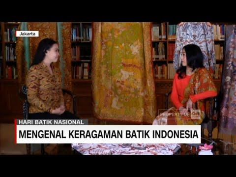 Mengenal Keragaman Batik Indonesia