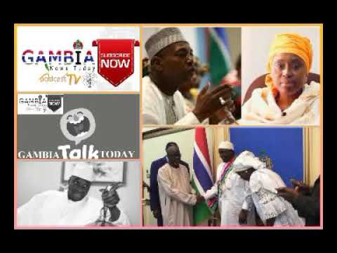 GAMBIA TODAY TALK 22ND JANUARY 2021