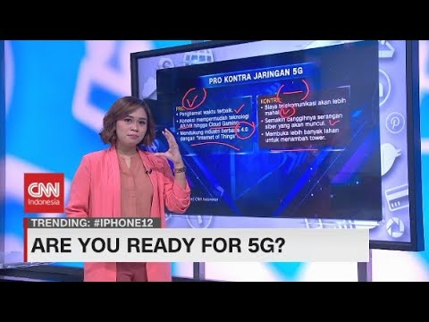 Are You Ready For 5 G?