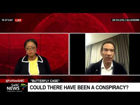 Former President Ian Khama on being implicated in an alleged money laundering case