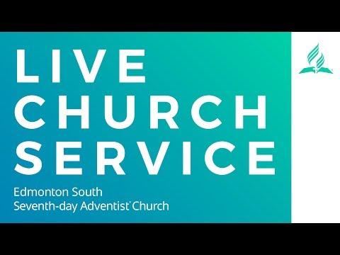 October 12, 2019 - Church Service - Thanksgiving