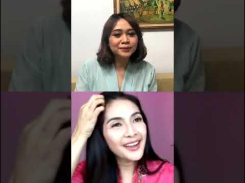 """Pesan Cinta Untuk Jakarta"" dari Maudy Koesnaedi."