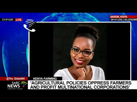 Claire Nasike on how government policies affect farmers in Kenya