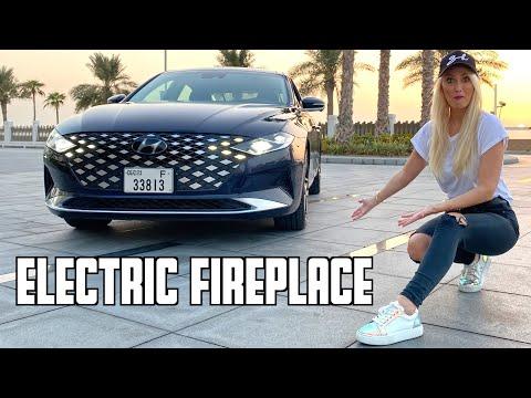 World's Most Affordable High Tech Car | Hyundai Azera