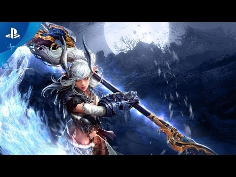 TERA - Valkyrie Class Launch Trailer | PS4