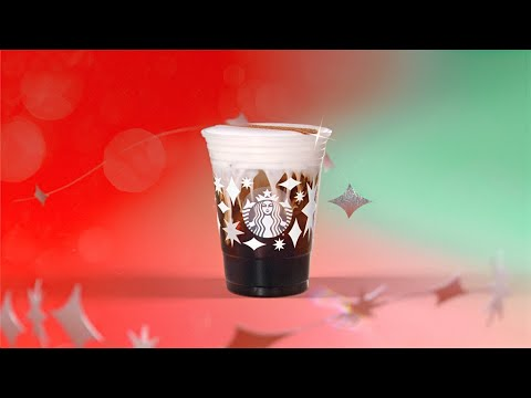 A New Way to Holiday—Starbucks® Irish Cream Cold Brew
