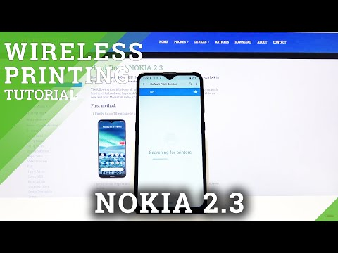 How to Connect Nokia 2.3 to Printer – Printing Options
